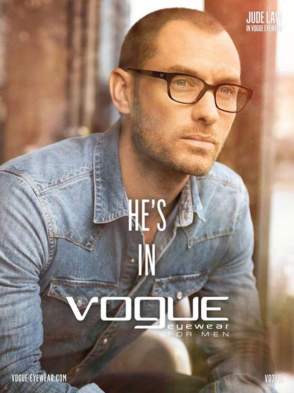 4-Lunette-Soleil-Vogues-Eyewear-Ete-2013-Jude-Law-Ad-Pub 5 ... 7285ae24c5af